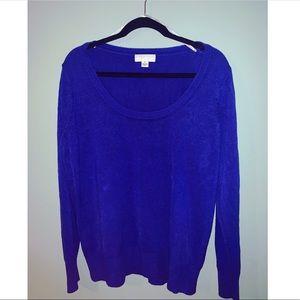 Sweater/ long sleeve
